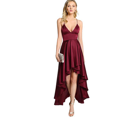 1- Floerns Women's Cocktail Party Dress