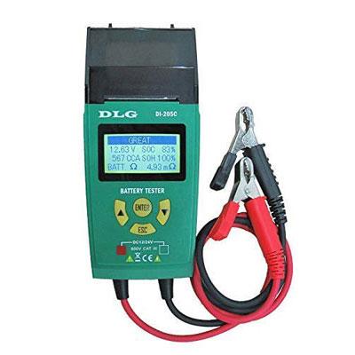 #3. DLG DI-205C 12V 24V Battery Tester