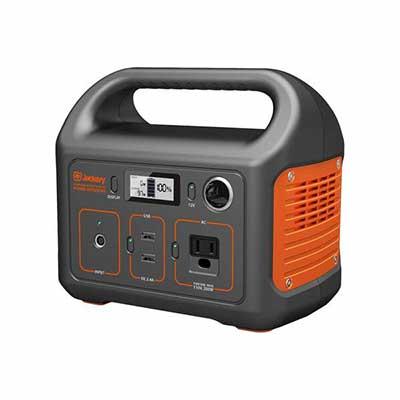 4. Jackery 110V/200W Pure Sine Wave AC Outlet Portable Power Station Explorer 240