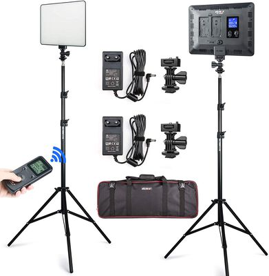 3. VILTROX 2 Packs Video Light kit (VL-200T)
