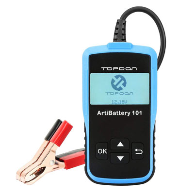 #4. TT TOPDON AB101 Battery Tester