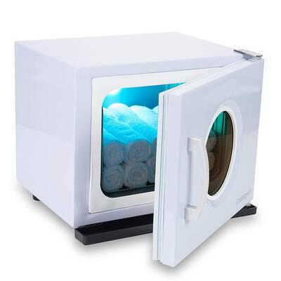 #2. Cedergren Stainless Steel 7L Mini Cabbie UL Certified Durable & Elegant Hot Towel Warmer Cabinet