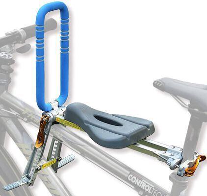 5. UrRider Kid's Bike Seat, Foldable and Ultra-light