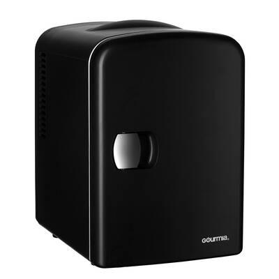 #6. Gourmia GMF600 4L/6 Can AC/DC Thermo-Electric Mini Fridge Cooler & Warmer