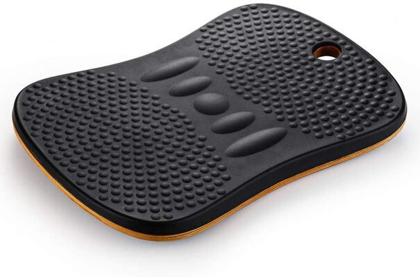 7. StrongtEK Anti-Fatigue Comfortable Desk Balance Board (Large, Butterfly)