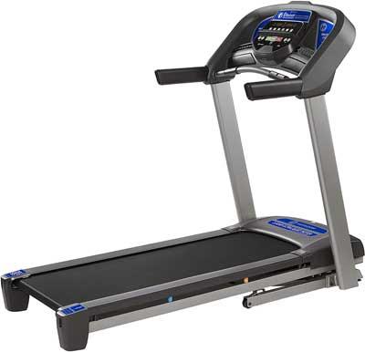 #6. Horizon Fitness Bluetooth Enabled Foldable Upgradable Treadmill Series