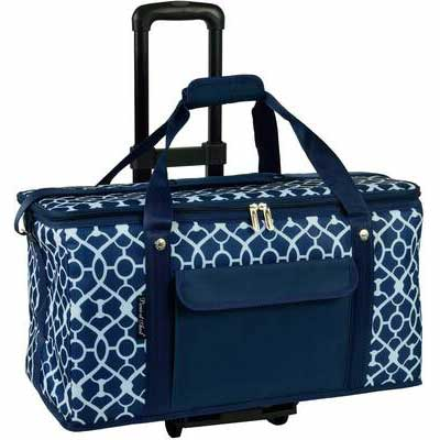 2. Picnic at Ascot Cooler with Wheels- USA-approved