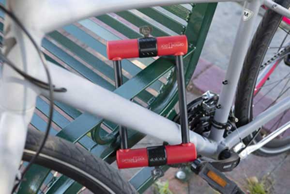 4. Option Lock Heavy-Duty Bicycle Lock