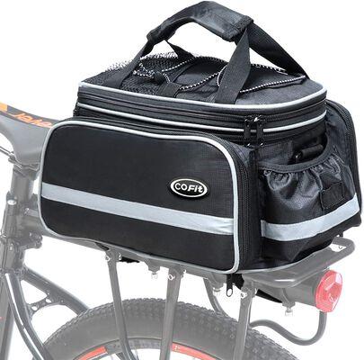 8. COFIT Bike Trunk Bag, Large Capacity