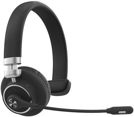7.Willful Comfortable M91 Bluetooth Wireless Headset w/Mic for Home Office Trucker Drivers