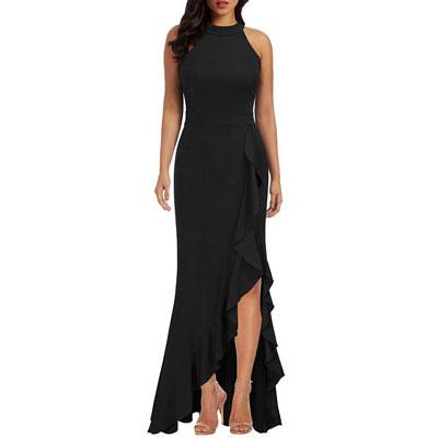 9- WOOSEA Women's Long dress