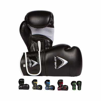 #6. Athllete Men and Women Boxing Training Gloves