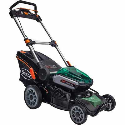 4. Scotts Outdoor Powered Tools Cordless Lawn Mower