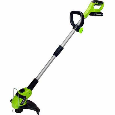 8. Earthwise LST02010 Cordless String Trimmer