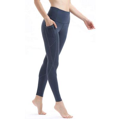 1- AFITNE Women's High Waist Yoga Pants