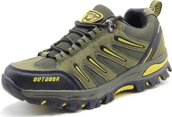 #8. BomKinta Breathable Quick-Dry Anti-Slip Lightweight Men's Trekking Hiking Shoes