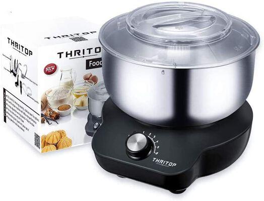 4. THRITOP Electric Stand Mixer (Elegant Grey)