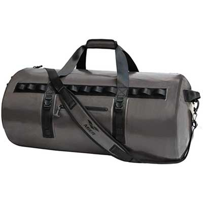 #2. MIER TPU Padded Handles Airtight Dry Duffel Tough Construction Waterproof Dry Bag