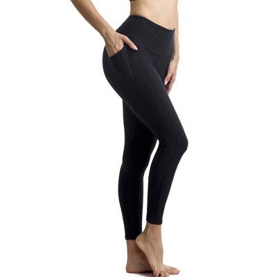 3- Persit Women's Premium Yoga Pants