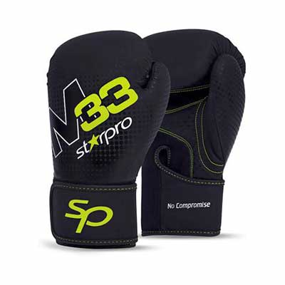 #7. Starpro Boxing Gloves
