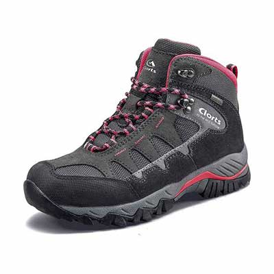 6. Clorts Women's Hiking Boots