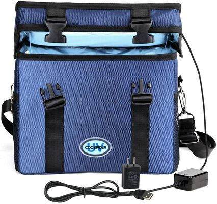 7. Coospider Sterile Tote UVC Ozone Smell Portable USB Input UV-C Light UV Cleaner Bag