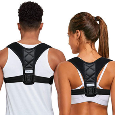 Best Posture Corrector 2020.The 10 Best Back Brace Posture Corrector In 2019 Reviews