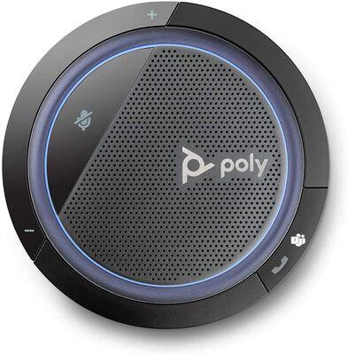 7. PLANTRONICS Calisto SUB-A Speakerphone 3200 Omnidirectional Portable Kit (Black)