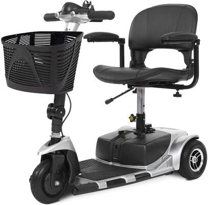 #4. Viva 3- Wheel Mobility Scooter Electric Powered Wheelchair