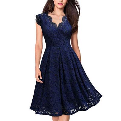 10- MISSMAY Women's dress