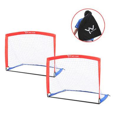 #7. Youth Value Soccer Goal - Set of 2 Soccer Goal Nets