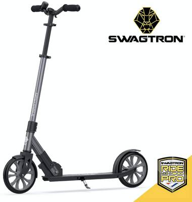#5. Swagtron K8 Titan Commuter Kick Scooter for Adults