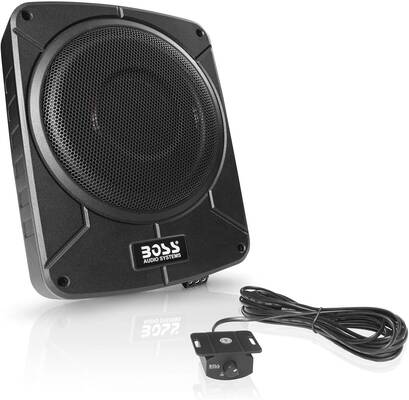 #4. BOSS Audio Systems BAB10 Amplifier Car Subwoofer