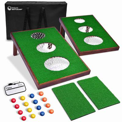 #3. GoSports BattleChip Versus Golf Game