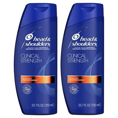 #9. Head & Shoulders 23.7 Fl. Oz. Twin Pack Anti-Dandruff & Scalp Care Shampoo & Conditioner Set