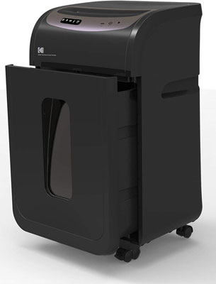 2. KODAK Cross-Cut 18 Sheet Paper Shredder