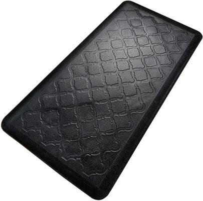 1. Art3d Anti-Fatigue Mat, Non-Slip and All-Purpose Comfort (Black)