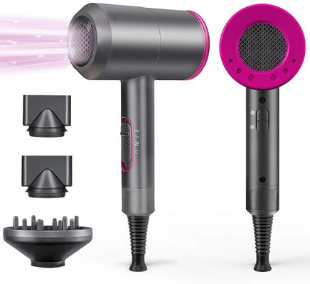 6. Lpinye 1800 Watt Fast Hair Blow Dryer with Cold Wind Constant Temperatures