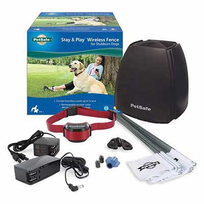 2. PetSafe Stay and Play Wireless Fence