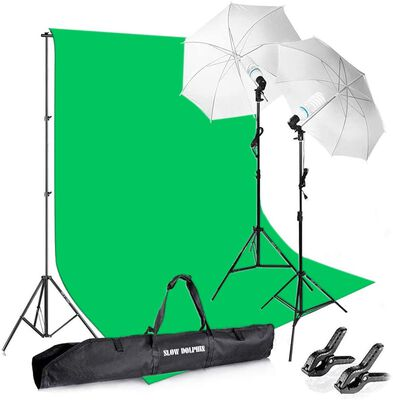 10. Slow Dolphin Photography Lighting Kit, Portrait