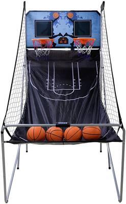 #8. ZENY Foldable Basketball Arcade Game Sport 2 Player LED Scoreboard