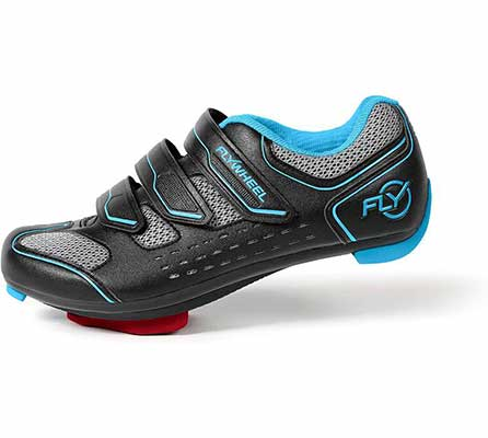 #9. Flywheel Sports Cycling Shoes Size 36