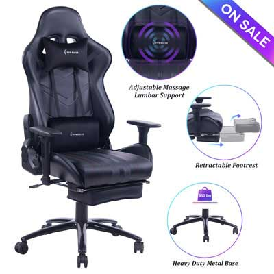 Excellent The 10 Best Game Chair In 2019 Reviews The Best A Z Theyellowbook Wood Chair Design Ideas Theyellowbookinfo