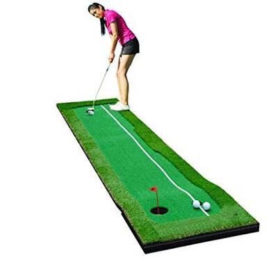 #8. GolfAnytime Straign Putt Putting