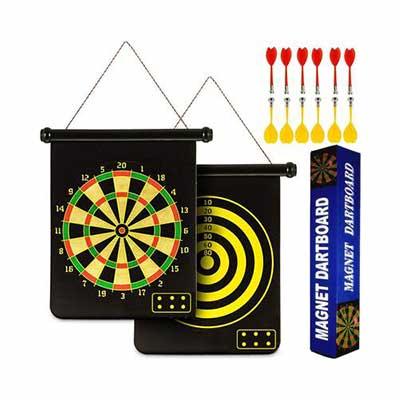 #10. Oreamnos Magnetic Dart Board Set