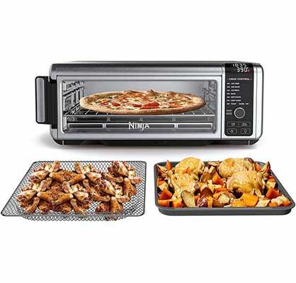 #3. Ninja SP101 Foodi Digital Fry, Convection Oven
