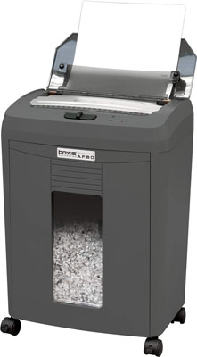 4. Boxis AF80 AutoShred Micro-Cut 80-Sheet Paper Shredder
