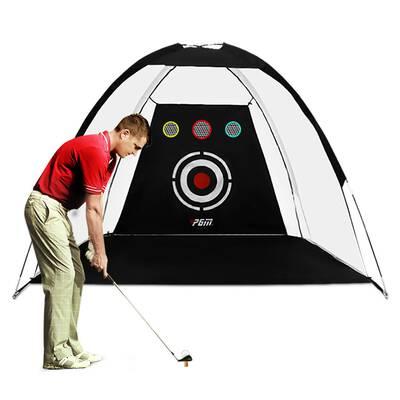#6. PGM Golf Net Training Aids Practice Net for Backyard Swing