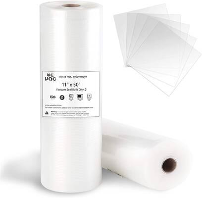 2. Wevac Vacuum Sealer Bags