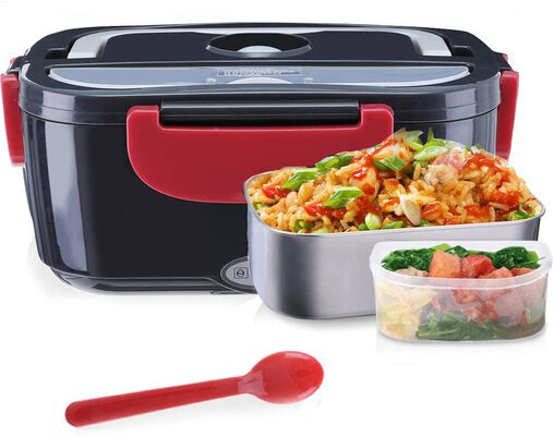 8. Janolia Electric Food Heater, Food-Grade PP Plate